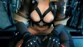 OVERWATCH SEX HMV – TRACER BEST FUCKING PUSSY