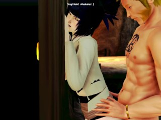 Anko's new weight loss routine (Honey Select: Naruto)