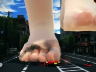 Mmd Giantess