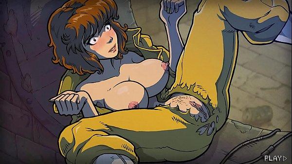 Akabur's TMNT Mating Season – Game Walkthrough – Chapters 1-6