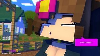 Horse porn minecraft Minecraft Jenny