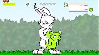 Furry Game : Naughty Rabbit (beta) By : @be_kon_box