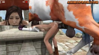With animopron horse lara Search Results
