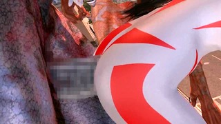 Lumina Vs. 3 (цензурована) тайська 3d Hentai