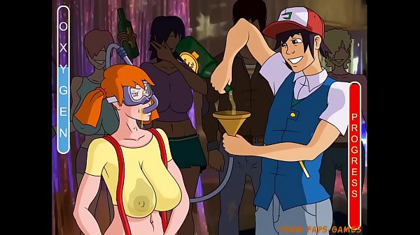 Ash and misty having sex games