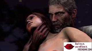 The Last Of Us Sarah Hentai