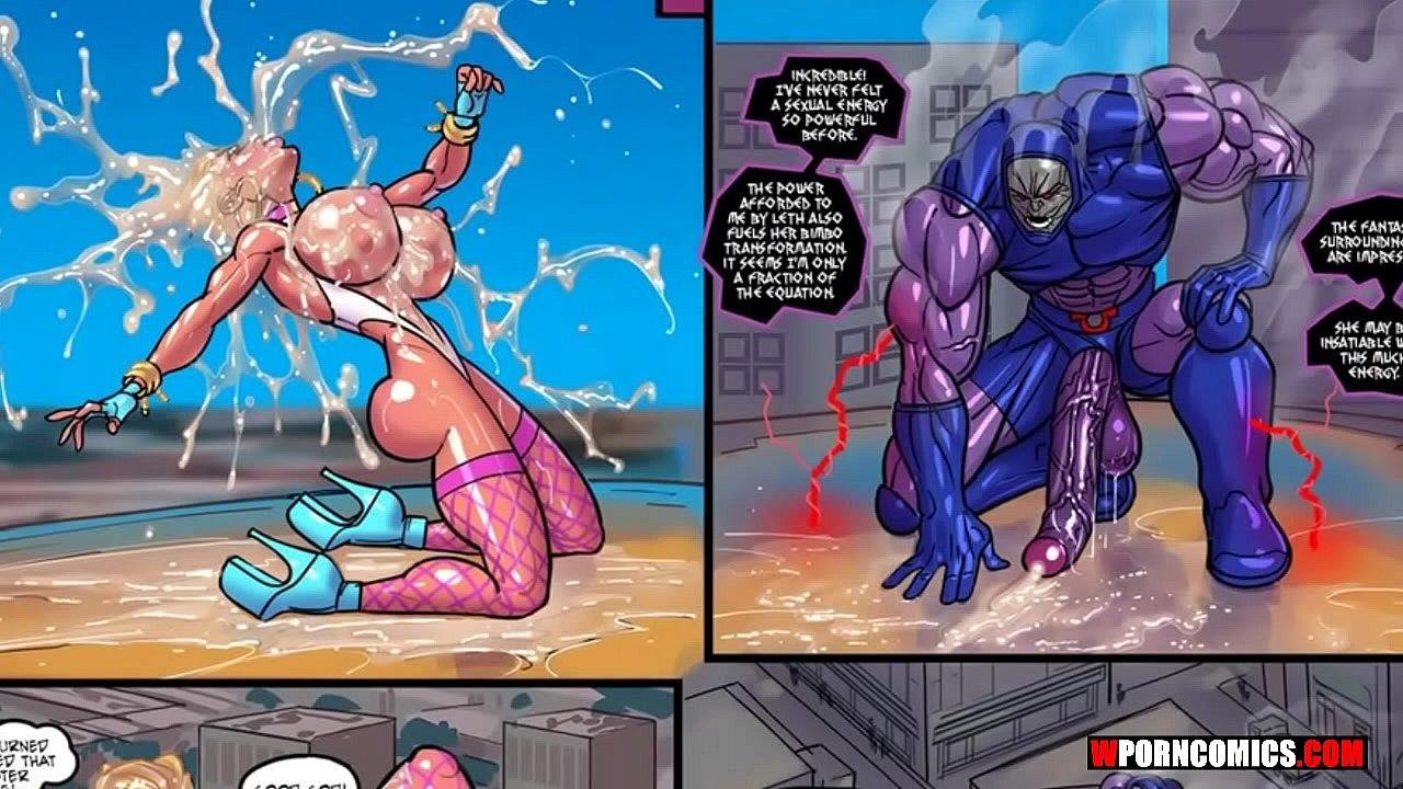 Power Girl Comics Porn