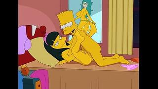 Die simpsons porno Simpsons Pics