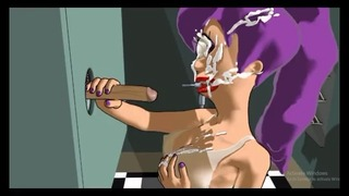 homosexuální creampie sex video